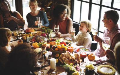 An Attitude of Gratitude & Trusted Food: Serious Food Allergies at Thanksgiving